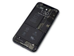 Servis iPhone X